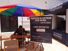 DSC02488 (LuixSP) Tags: feria bolivia software nacional libre eduardo sucre rejas conocimiento educacin alurralde yatiaiyambae yatiaiyambaesoftwarelibreferiasucrenlidasifuentesluis