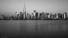 Lower Manhattan (Hameed S) Tags: nyc newyorkcity usa newyork canon manhattan canonef24105mmf4lisusm manhattannight