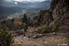 Primo allenamento (gambainspalla) Tags: mountain sport training trekking francis trail valley endurance montagna aorta quart disability allenamento inail valsainte disabilità desandré diversabilità gambainspalla