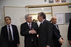 Jean-Claude Juncker & Franois Bayrou (PDE-EDP) Tags: fb juncker bayrou
