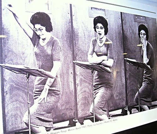 Maria Callas - Paris 1961 - Exhibition at Feltrinelli-Martiri in Naples, until February 1, 2015