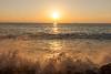 Sunset of Izu Peninsula (peaceful-jp-scenery (busy)) Tags: sea rock landscape sony 日本 岩 海 風景 amount carlzeiss 伊豆 matsuzaki 雲見 izupeninsula 駿河湾 松崎町 dslra900 sal2470z α900 variosonnart2470mmf28za senganmon 千貫門