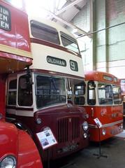 NBU 494 (markkirk85) Tags: new bus buses museum manchester transport corporation oldham 394 titan roe leyland 494 pd2 41957 nbu pd220 nbu494