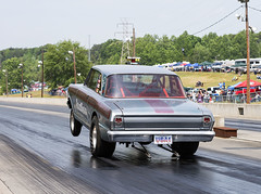 The FreeBird Chevy Gasser (Thumpr455) Tags: auto chevrolet nova car sport nikon automobile voiture chevy april autoracing wheelstand dragracing wheelie gasser d800 greer freebird 2016 southcarolin worldcars afnikkor3570mmf28d greerdragway southeastgassers