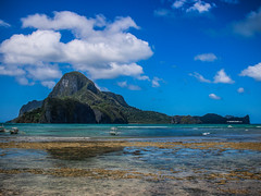 Beautiful Elnido (fahim235) Tags: life blue sky beach nature beautiful philippines bliss