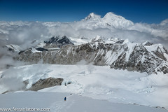 163-Makalu Lha (7500m) (ferran_latorre) Tags: mountain himalaya alpinismo everest alpinism ferranlatorre
