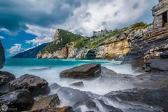 Portovenere (Gianluca Crotti) Tags: nuvole mare liguria cielo rocca