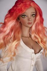Gentle flame (Amadiz) Tags: wig bjd rexy iplehouse