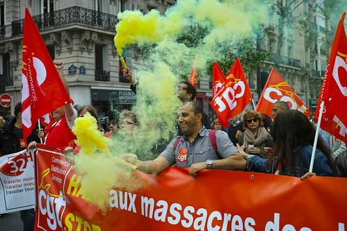 Lutte contre la loi El Khomri