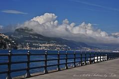 have a look to Salerno (friedrichfrank1966) Tags: italien sea water clouds meer wasser italia outdoor wolken salerno gelnder