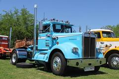 IMG_2827 (RyanP77) Tags: show california b white truck log model shiny trucker international chevy chrome r pete logger gmc peerless kw peterbilt ih kenworth cabover bullnose fruehauf