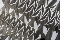 Structures_1 (Kristina Wiling) Tags: origami folding rockpaper kristinawissling