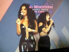 As Mineirinhas (Sandra & Valria) (Plastic Fashion Photos) Tags: outfit clothing sandra vinyl plastic singer valeria pvc barros mineirinhas