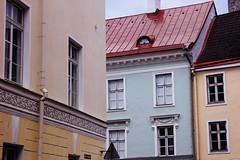 Tallinn, Estonia (Carly.Gussert) Tags: street old colors town tallinn estonia centre historic concret