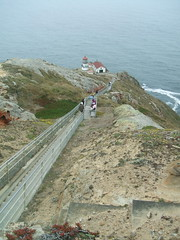 Point Reyes Light 1 (D. S. Hałas) Tags: california usa lighthouse stairs unitedstates staircase marincounty pointreyes pointreyesnationalseashore halas pointreyeslight pointreyeslighthouse hałas pointreyeslightstation