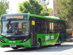 SN16 OPC (26049) (brendan315) Tags: park new bus green ride 200 pr 16 winchester brand mmc reg stagecoach parkandride enviro enviro200mmc e200mmc 16reg