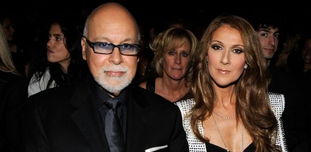"""""""Perdi o amor da minha vida"""", diz Celine Dion sobre morte do marido"""