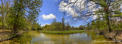 Crystal River ... the Oxbow, spring II (Ken Scott) Tags: panorama usa clouds spring michigan may bluesky lakemichigan greatlakes freshwater voted crystalriver leelanau 2016 45thparallel fhdr sbdnl sleepingbeardunenationallakeshore mostbeautifulplaceinamerica kenscottphotography kenscottphotographycom