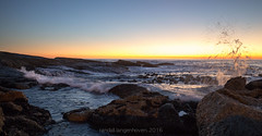 saunders pool sunset14 (WITHIN the FRAME Photography(4 Million views tha) Tags: longexposure light sunset seascape nature rocks surf waves shadows wide capetown spray boulders splash eos6d 1535mmlens