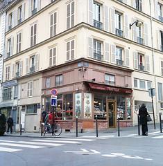Paris on film