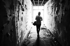 haikyogirl (maxwellkimi) Tags: urban building abandoned girl japan hotel hall peeling paint explore haikyo