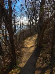 Trail along the bluff between Sunken Meadow State Park and the Old Dock Inn (Matt McGrath Photography) Tags: newyork water unitedstates longisland northshore kingspark longislandsound sunkenmeadowstatepark olddockinn