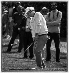 Andy Sullivan chip shot (jdl1963) Tags: andy golf european tour shot professional wentworth chip sullivan pga 2016