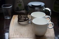 Some time later than tea (Jacques Lebleu) Tags: time tea temps th