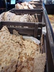 So many types of crispbread (seikinsou) Tags: summer food brown white breakfast bread restaurant hotel midsummer sweden diningroom meal roll ryvita umea scandic crispbread