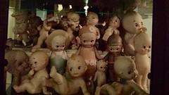 Kewpies! (Visit My Dolls) Tags: rose japan vintage germany japanese wings doll dolls antique character thumbsucker cartoon bisque figurines german american cherub kewpie oneil topknot lefton kewpies pianobaby pianobabies