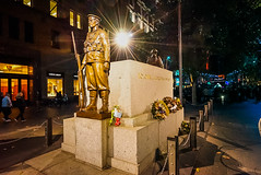 DSC01186 (Damir Govorcin Photography) Tags: world night zeiss photography 1 memorial war place martin sony sydney cenotaph 1635mm a7ii