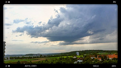Weather forecast - Wetterlage (eagle1effi) Tags: photos photostream tbingen eagle1effi