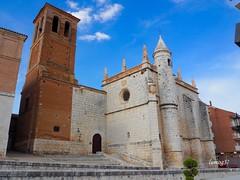 Iglesia de San Antoln, en Tordesillas. (lumog37) Tags: iglesia church gtico gothic gothicstyle arquitectura architecture