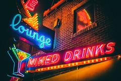 Satire Lounge (Thomas Hawk) Tags: bar colorado neon fav50 denver fav10 fav25 satirelounge
