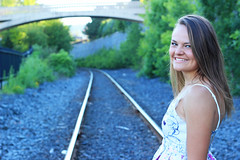 Hanna (EmilyRose Photography) Tags: senior high school college graduation graduating outdoor portrait nature duluth photography