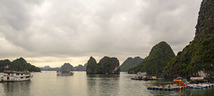 Ha Long Bay Vietnam (bjossi1. Have a nice day my friends :-)) Tags: sea rock canon vietnam halongbay