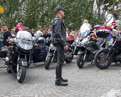 Gay Moto Club (bootsservice) Tags: paris leather orlando uniform boots rubber des bottes motos uniforme motorcyclists cuir motards caoutchouc motorbiker pride gay marche fierts