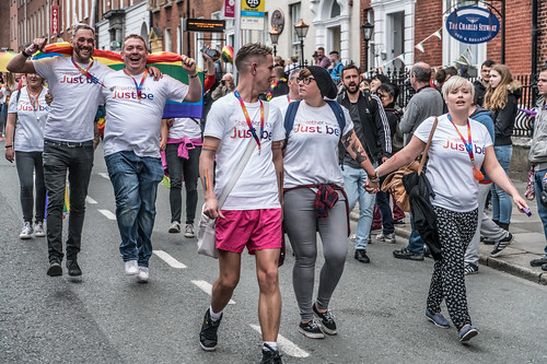 PRIDE PARADE AND FESTIVAL [DUBLIN 2016]-118058