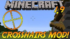 Custom Crosshair Mod (Teen Thng Tn) Tags: game 3d minecraft
