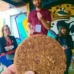 Cookie and beer talk at ConvergeFL.