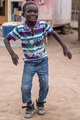 (Sascha Lssig) Tags: africa boy child dancing kind ghana afrika junge tanzen