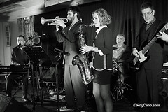 """Dale Storr Band at the Heathlands Boogaloo Blues Weekend December 2014 • <a style=""""font-size:0.8em;"""" href=""""http://www.flickr.com/photos/86643986@N07/15533536874/"""" target=""""_blank"""">View on Flickr</a>"""