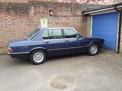 1987 BMW 525e Automatic immaculate condition (mangopulp2008) Tags: 1987 automatic bmw immaculate condition 525e