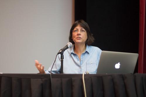 NS'14 * Day 1 - Keynote by Yvonne Rogers