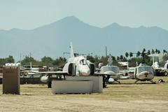 RF-4C (Art Mullis Photography (All Images Copyrighted)) Tags: usa aircraft usaf usn boneyard uscg davismonthanafb 309thamarc