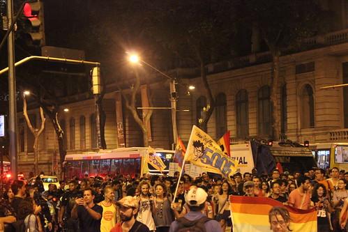 Manifestação anti-homofobia de repúdio a Levy Fidelix