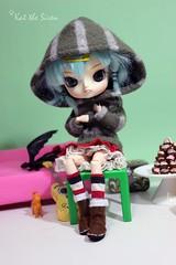 Presentando a Sinon (Kat the Siren) Tags: doll dolls dal pullip muñeca sinon katsfamily rotchan dollcollector dollpullip dalrotchan katthesiren