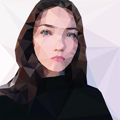 Aya Shalkar (ferro biansa) Tags: portrait people color art beautiful illustration digital portraits indonesia design sketch artwork artist artistic drawing digitalart models sketching sketchbook a4 commission lowpoly realism realistic artdaily sketchdaily byferro ayashalkar
