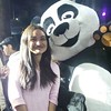 Seeing this panda made me remember Kung Fu Panda 2.. KUNG FU PANDA 3 pleaaaase!! WeChatxFoodPanda #WeChatPaMore #selfie #fun #FoodpandaPHRocks