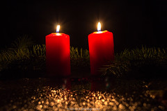 2nd Advent (boettcher.photography) Tags: christmas xmas weihnachten candles advent adventzeit kerzen 2advent 2ndadvent sashahasha boettcherphotography